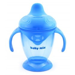 Kubek niekapek baby mix 9m+ 200ml